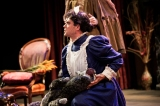 Small cast Gothic send-up 'Irma Vep' cooks up big laughs