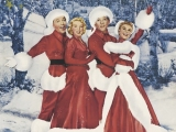 Perhaps better for the stage, a film review of 'White Christmas'