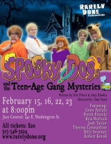 Audio Preview: 'Spooky Dog and the Teen-Age Gang Mysteries' at Rarely Done Productions