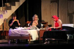 The cult-classic 'Grey Gardens' centers on the Notorious recluses  Edith Bouvier Beale and Edie Beale.Photo: Jessie Dobrzynski