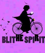Blithe Spirit, the first show of the Syracuse Stage's current season, opens on Sept. 18