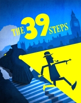 """The 39 Steps"" rises to hilarious Hitchcock heights at the Geva Theatre Center"