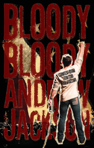"""""""Bloody, Bloody Andrew Jackson"""" directed by Stephen Svoboda at the Redhouse Arts Center"""