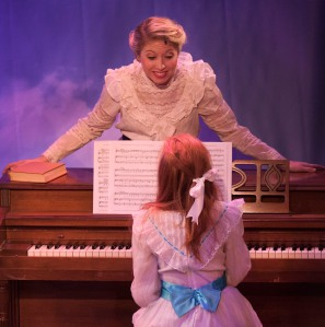 """""""The Music Man"""" at the Redhouse. Photo by Teri Dobrzynski"""