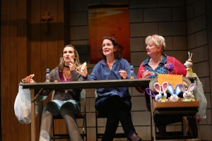 """""""Good People"""" at the Geva Theatre. Photo by Ken Huth."""