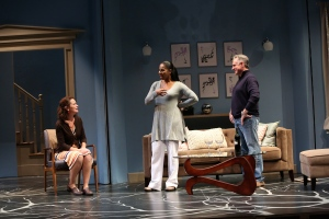"""""""Good People"""" at the Geva Theatre. Photo by Ken Huth"""