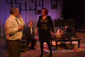 """God of Carnage"" at Covey Theatre."