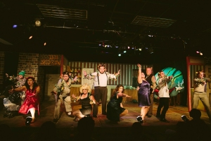 """""""Little Shop of Horrors"""" tells the story of one florist's run-in with a man-eating plant."""